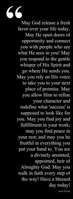 What a blessing to my spirit this has been, may it likewise be a blessing to yours! Happy Monday!
