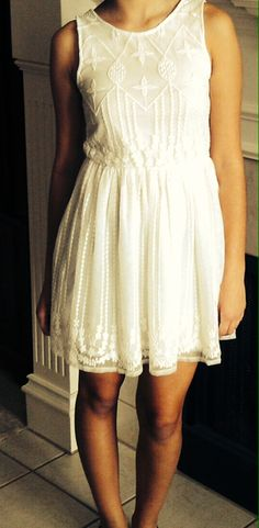 Dress from Charolette Russe!