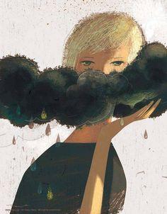 """Yoko Tanji """"Blak Cloud"""""""