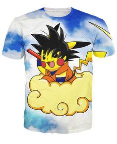 Pokemon Gopikachu T-Shirt World of Ash    #WorldOfAsh #PokemonGO #Pokemon