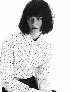 Women's Haircuts With Bangs Bob With Bangs, Haircuts With Bangs, Hairstyles Haircuts, Bob Bangs, Bob Haircuts, Hair Bangs, Choppy Bangs, Thick Bangs, Blunt Bangs