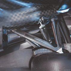 F1 Carbon detail Automobile, Because Race Car, Car Racer, Robot Design, Diy Car, Performance Parts, Mechanical Engineering, Motor Parts, Transportation Design