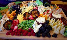 Edible Table #coloradospringsevents #gardenofthegodsgourmetcatering #horsdoeuvres #willywonkaevent #catering @lexleigh13