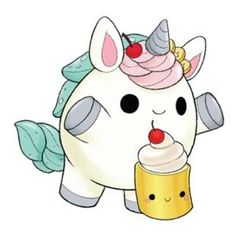 Meet the Smooshys - Smooshy Mushy Kawaii Drawings, Cute Drawings, Boo Boo Bunny, Unicorn Art, Unicorn Poster, Binky, Squishies, Little Pony, Cute Wallpapers