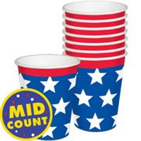Red, White & Blue Stars Party Supplies- Party City