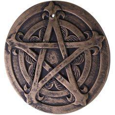 Pentagram Plaque