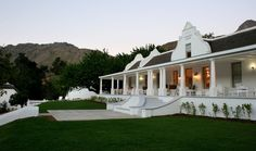 Located on a secluded, award winning Wine Estate in a valley just below the historic Bainskloof Pass and surrounded by 380 hectares of breathtaking mountain scenery, Grand Dédale offers exclusive and luxurious 5* accommodation.  Where2Stay