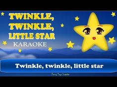 Twinkle, twinkle, little star - Lyrics: Twinkle, twinkle, little star, How I wonder what you are! Up above the world so high, Like a diamond in the sky. Twin...