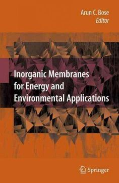 Inorganic Membranes for Energy And Environmental Applications