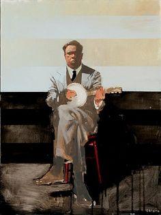 Michael Carson, Pastime