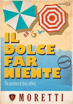 Aesop_italy_live_posters Il Dolce Far Niente