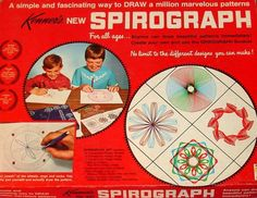 Spirograph dtx75216