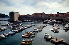 """See 3544 photos and 90 tips from 21753 visitors to Dubrovnik. """"There is a little viewpoint/rocky beach with a lovely view where also fishermen sit. Dubrovnik, New York Skyline, Europe, City, Beach, Travel, Viajes, The Beach, Cities"""
