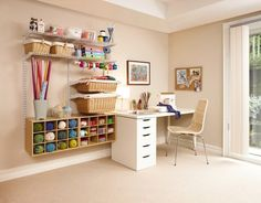 Yarn Storage Design, Pictures, Remodel, Decor and Ideas