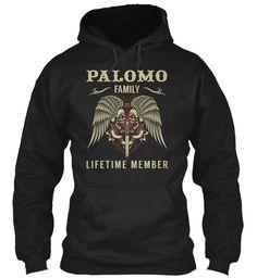 PALOMO Family - Lifetime Member
