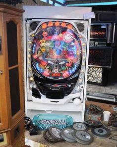 japanese pachinko machine value