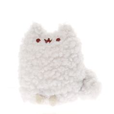"""<!-- mp_trans_remove_start=""""FR"""" --><P>Pusheen is ready to introduce us to her little sister and BFF Stormy! Stormy is the fluffiest gray Siberian cat around! Stormy and her big sister Pusheen get along just fine, but have trouble sharing food!</P> - <P><STRONG>SoftToy</STRONG> by <STRONG>Pusheen©</STRONG>  - <UL> - <LI>H 4.5""""  - <LI>Suitable for children aged 3+</LI></UL&gt..."""