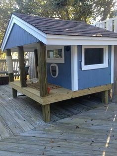 Would love to build something like this to shelter strays in the winter.