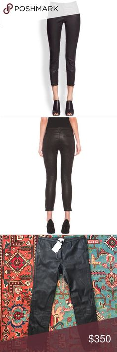 Selling this ✨NWT✨ 3.1 Phillip Lin 💯% leather jodhpur crop on Poshmark! My username is: ash_revival. #shopmycloset #poshmark #fashion #shopping #style #forsale #3.1 Phillip Lim #Pants
