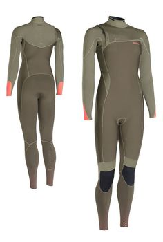 #ION#Wetsuits FL - Trinity Amp Zipless Semidry 3/2 DL Windsurfing, Wakeboarding, Summer Winter, Wetsuit, Spiderman, Tights, Amp, Swimwear, Collection