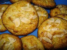 Anita's potjes en pannen: Bitterkoekjes, met honing als natuurlijke suikervervanger