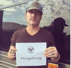 #noogastrong | ... of the Week Include #NoogaStrong Support | Country Music Tattle Tale