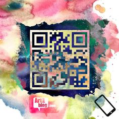 QR code for Art and Blog # qrcode