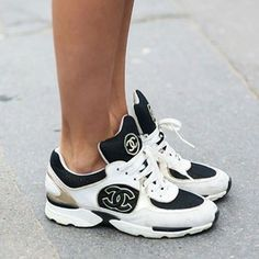 shoes chanel sneakers low top sneakers
