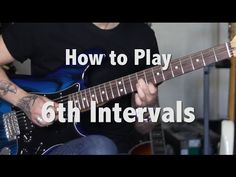 Guitar Tips & Tricks How to play Intervals - Jen Trani Guitar Tips, Play, Music, Musica, Musik, Muziek, Music Activities, Songs