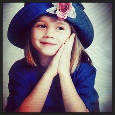 Little miss cuteness Alexandra Chando!