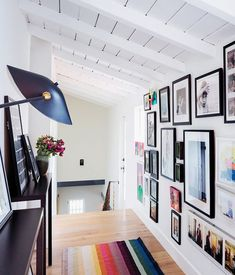 Build a Gallery Wall with Buddy Editions — on @SavvyHome