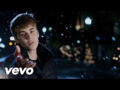 Justin Bieber - Mistletoe - YouTube Music...(Not a big fan of Beiber, but LOVE THIS MERRY CHRISTMAS