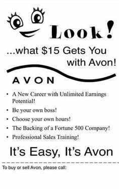 free avon templates brochure drop note flyer postcard thank you