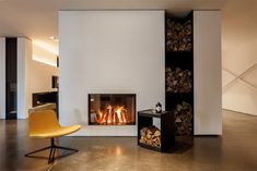 Showroom - Bosmans Fireplaces - Fire + places