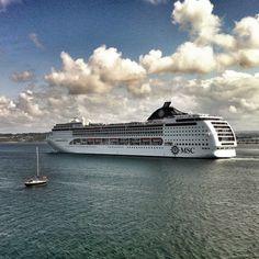 MSC Opera Msc Cruises, Super Yachts, Cruise Ships, Portuguese, Niagara Falls, Norway, Opera, Things To Do, Bucket