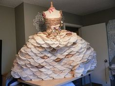 Coffee Filter Dress ;-)