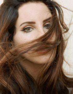 Lana Del Rey for Interview Magazine, shot by Jork Weismann