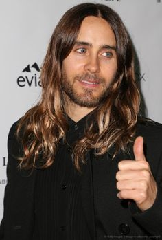HQ Los Angeles Confidential Magazine and SLS Las Vegas Celebrate The Oscars with Jared Leto - 28th February 2014