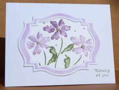 Seven Pearls by susanbri - Cards and Paper Crafts at Splitcoaststampers