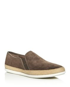 VINCE Men'S Chalmers Espadrille Slip On Sneakers. #vince #shoes #sneakers