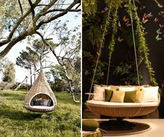 nestrest and swingrest - these look soooo relaxing...