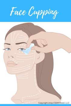 Facial Cupping, Cupping Massage, Face Massage, Face Gym, Face Yoga, Beauty Tips For Face, Health And Beauty Tips, Face Tips, Skin Secrets