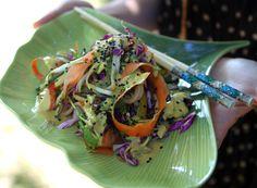 Raw Pad Thai - My New Roots