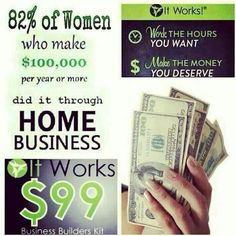 Make money at home. And have fun with it.  Www.abdavis.myitworks.com