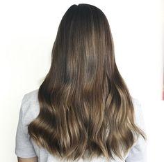 Milk Chocolate Hair, Babylights Brunette, Neutral, Beige Blonde, Brunette Color, Light Brown Hair, Beauty Hacks, Beauty Tips, Blondes