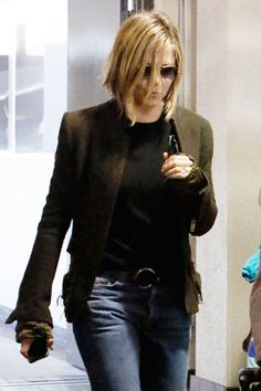 Jennifer Aniston's new bob: how her stylist did it
