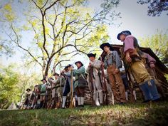 A Revolutionary History - When you've been around since 1753, you've got some stories. One of the biggest, and the one Spartanburg is very proud of is their part in the Revolutionary War.