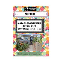Anzac Day Long Weekend Special two nights $800. Sleeps up to eight. #anzacday #long weekend #greatoceanroad #greatoceanwalk #apollobay #apollobaysurfclub #lorne #wyeriver #paradise #petfriendly #holiday #holiday #beach #twelveapostles #victoria #visitaustralia by harbourviewsapollobay http://ift.tt/1LQi8GE