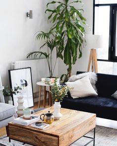 "Gefällt 42 Mal, 4 Kommentare - Sophie Brooker (@simply_interiors_) auf Instagram: ""Living room envy. . . . . . . #instahome #instastyle #instagood #scandinaviandesign #pinkandgrey…"""