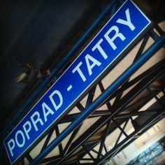 Železničná stanica Poprad-Tatry w Poprad, Prešovský kraj